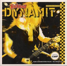 Rock Hard Dynamit Vol. 66