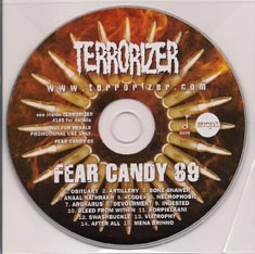 Terrorizer Fear Candy 69